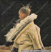 范一鸣人物油画《孩子》欣赏下载