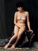 杨红太人体油画《女人体》欣赏
