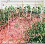 刘炜油画花卉《风景》欣赏