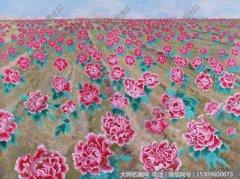 王音花卉油画《花》欣赏下载
