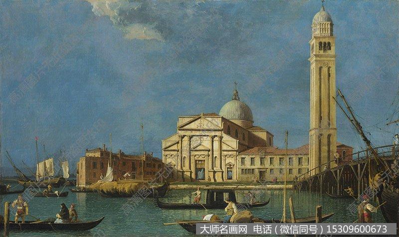 古典风景油画 超高清大图下载73